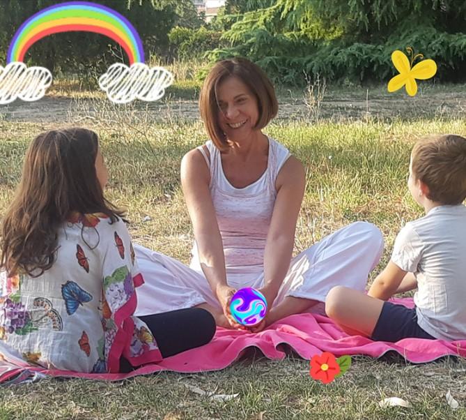 Yoga Bimbi Belli e Speciali! Laura Tanzi